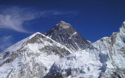 Proč je těžké udělat tyto tři věci? Vylezte až na Mount Everest!
