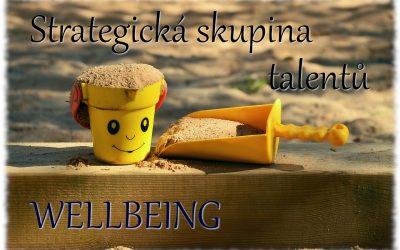 Strategická skupina talentů a wellbeing